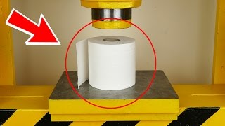 THE MOST SATISFYING HYDRAULIC PRESS VIDEO !! - THE SMASHER SHOW width=