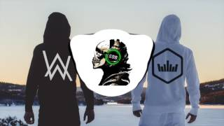 Alan Walker & Marshmello ft. Arc North - Never (Bass Boosted)
