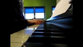 Piano Cover - Intouchables Main Theme : Una Mattina (L. Einaudi)