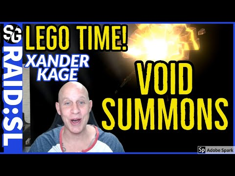 RAID SHADOW LEGENDS | LEGO VOID SUMMONS! | DOUBLE VOID SUMMONS