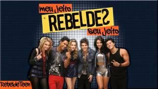 REBELDES - FALANDO SOZINHO (COMPLETA)