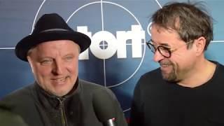 """Axel Prahl und Jan Josef Liefers im Interview zum Münster Tatort """"Gott ist auch nur ein Mensch"""""""