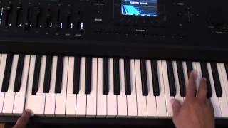 How to play Lemme Freak on piano - Lil Dicky - Lemme Freak Piano Tutorial