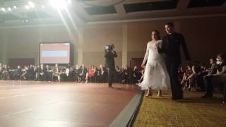 "Billy Jo & Michael dancing the Viennese Waltz to ""I Won't Let Go"" by Rascal Flats"