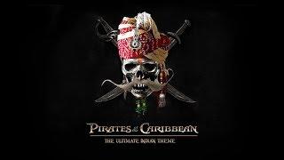 Pirates of the Caribbean Theme - The Indian Version (iPad and ROLI Seaboard Rise) - Mahesh Raghvan