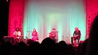 Deva Premal sings live in NYC 2016 -Om Namah Shivaya -Shine a Light