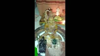 Miracle Lord Shiva eyes blink