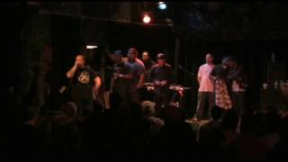 "Qwel + Maker ""Welcome to Chicago / Freestyle"" Live @ Galapagos4 10th Anniversary Festival - Chicago"
