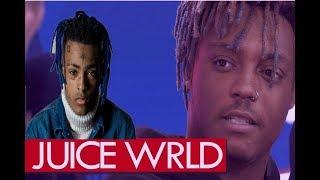 "JUICE WRLD XXX TENTACION ""SAD"" FREESTYLE"