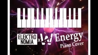 Elektronomia - Energy - Piano Keyboard Cover by Wizario