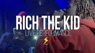 Rich The Kid - Live Performance Video ( Keep Flexin Tour )