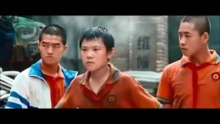 The Karate Kid (2010) - Gate Fight Scene (2/2)   MovieTimeTV