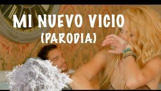 MI NUEVO VICIO -Paulina Rubio y Ft Morat (PARODIA de El Marpe) Cover-Version.