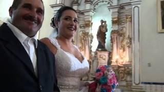 Casamento Eder e Monique - Entrada da Noiva - Que bom que você Chegou - Banda Tua Face