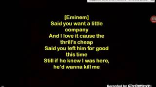 The Weekend ft. Eminem The Hills