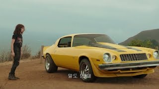 Bumblebee: The Movie - All Transformations HD