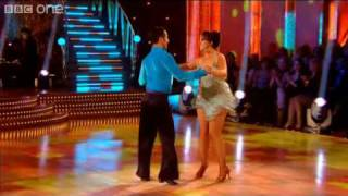 Strictly Come Dancing 2009 - S7 - Week 2 -   Show 2 - Natalie Cassidy - Cha Cha -  BBC One