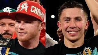 Gennady Golovkin Takes Canelo Alvarez's WBC Belt, Fight Set