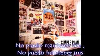 Can't Keep My Hands Off You - Simple Plan Ft. Rivers Cuomo (Subtitulado al Español)