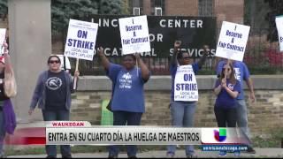 Demo Anchor Érika Maldonado Noticias Univision Chicago 5 pm