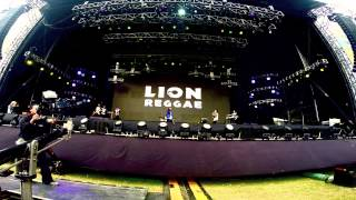 Lion Reggae - Divina (EN VIVO) Estereo Picnic 2015