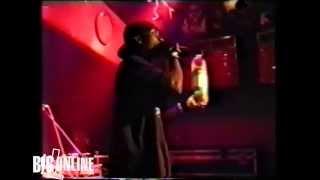 Big L - Live at The Subterranea Freestyle #2 (Over Big L's Devil's Son)