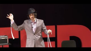 How to Magically Connect with Anyone | Brian Miller | TEDxManchesterHighSchool width=