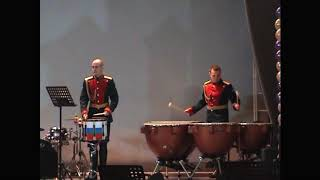 Pavel Stepanov, Anton Fadeev Duet Timpany and Snare drum by Pavel Stepanov