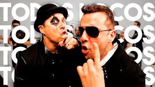 Los Caligaris - Todos locos (video oficial) [HD]