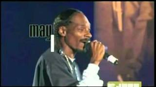 """Snoop Dogg """"Gin & Juice"""" Live @ MTV The Life & Rhymes, 09-26-2006"""