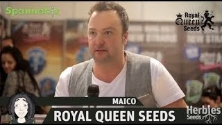 Royal Queen Seeds @ Spannabis Barcelona 2013