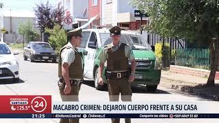 Asesinan a un hombre y dejan el cuerpo frente a su casa en Los Ángeles