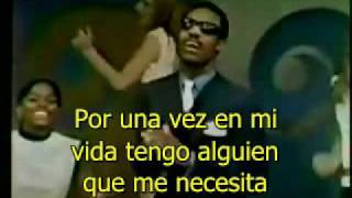 Stevie Wonder - For Once in my Life (Subtitulado)