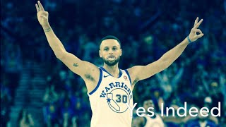 "Stephen Curry Mix ""Drake- Yes Indeed"" ft. Lil Baby"