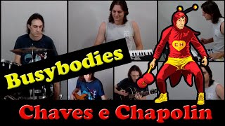 Chaves e Chapolin #1 - Busybodies (John C. Fiddy) - BGM
