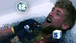 Ice Bath Challenge: Calum Haggett