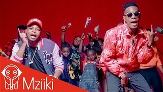 Patoranking Fire - Mama Aboyo Ft. Olamide | Official Video