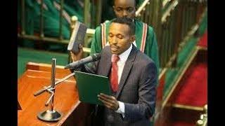 Mohammed Ali takes 'Jicho Pevu' to Parliament after bribery claims | Leo Mashinani width=