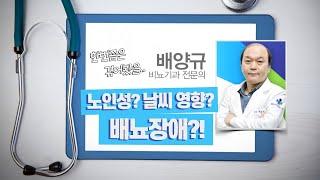 건강UP! 울산UP! 11월 4주(11/23,24,25,26) 방송 다시보기