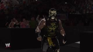 Pentagon Jr. WWE 2K17 Entrance