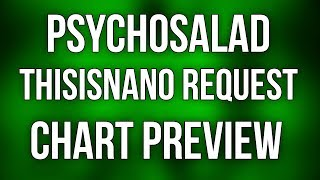 Clone Hero/GH3 - Psychosalad (Chart Preview) (ThisIsNano request)