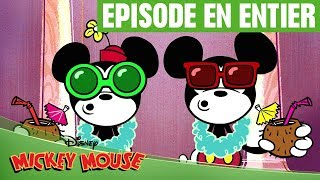 Mickey Mouse - La croisière des amoureux