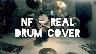 "NF - ""Real"" (Drum Cover)"