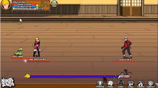 Ninja Saga Reward: Surprise Attack Class Jutsu.