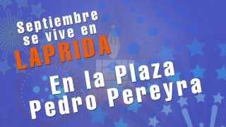 FESTEJO 124 CUMPLEAÑOS DE LAPRIDA