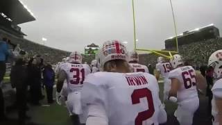 """College Football Pump-Up 2017-2018