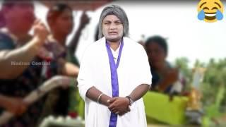 J Deepa Funny comedy - Madras Central