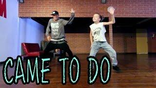 CAME TO DO - Chris Brown Dance | @MattSteffanina & Taylor Hatala (11 year old)