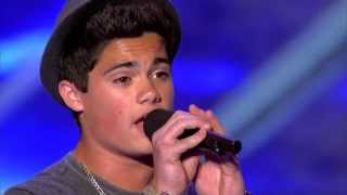 Emery Kelly - I Won't Give Up (The X-Factor USA 2013) [Audition]