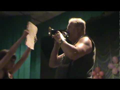 """Pocket trumpet.Мендельсон """"Песня без слов""""в Крыму.Любимовка"""